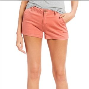 Cooper Key Lucy Coral Shorts Jr Comfy Size 9 NWT
